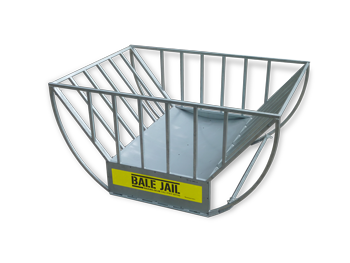 Bale Jail - Cradle Hay Feeder
