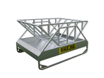 Bale Jail - Tray Hay Feeder (THF)