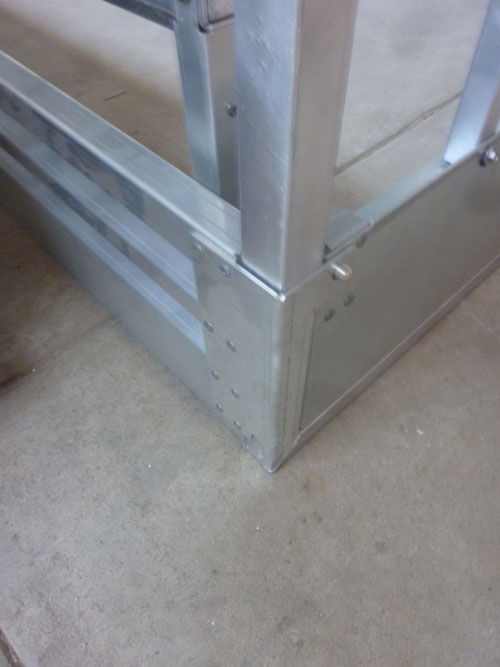 Bale Jail - SGHF - Sliding Gates and Containment Sheet