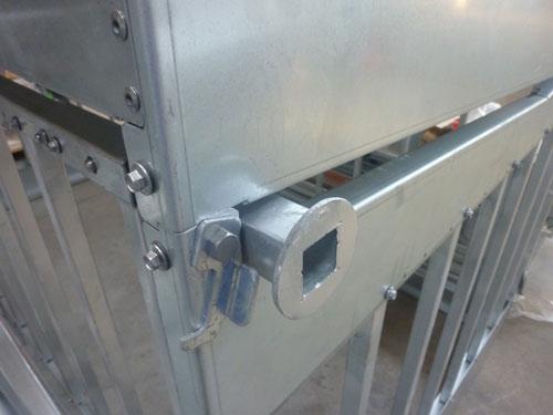 Bale Jail - SGHF - Sliding Gates